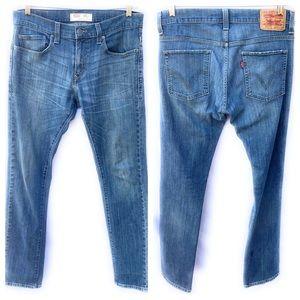 Levi's 511 Skinny Jeans size 32 X 32
